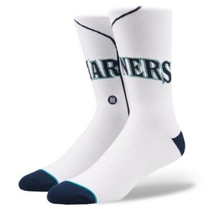 Stance Settle Mariners Jersey Crew Socks